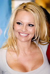 pamela anderson, dancing with the stars