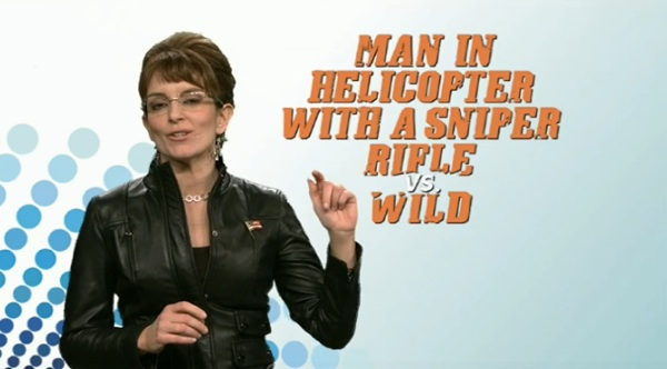 the sarah palin network