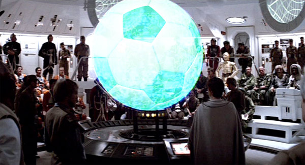 world cup, soccer, hologram, star wars