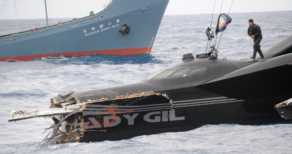 Judge Rules Sea Shepherd Wrongfully Sank Crippled Whale