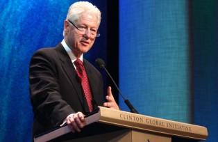 bill clinton, clinton global initiative,