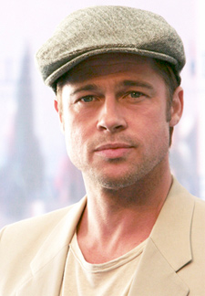 brad pitt, bp, oil spill