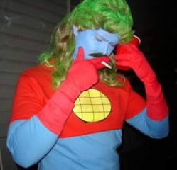 Redneck_Captain_Planet_Costume