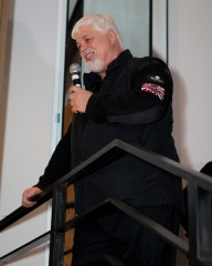 "Animal Planet & Sea Shepherd Conservation Society ""Operation No Compromise"" Commencement Celebration - Inside"