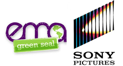 environmental media awards, green seal, sony