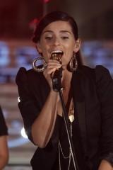 Nelly Furtado in Concert in Madrid on October 6, 2009