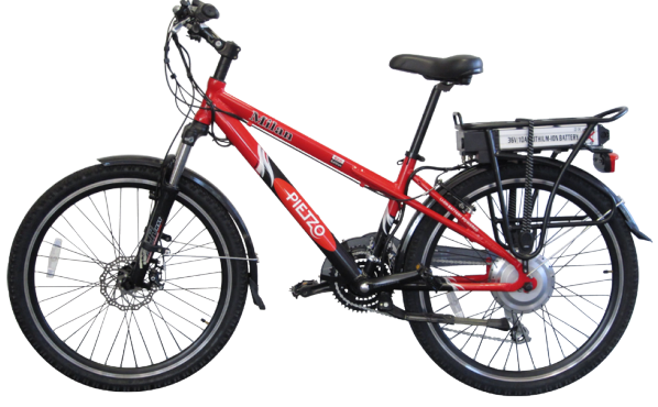 Pietzo Milan Electric Hybrid Bike