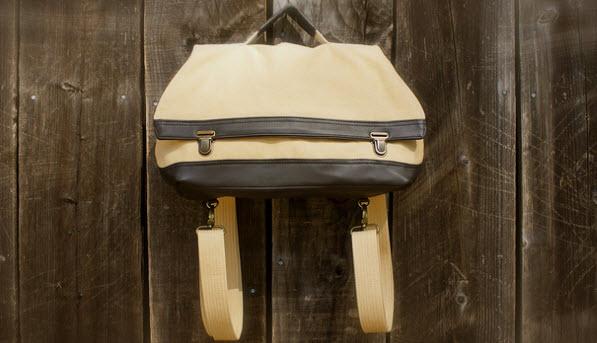 Pansy Maiden Vegan Handbag