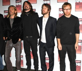 Shockwaves NME Awards 2011 - Arrivals