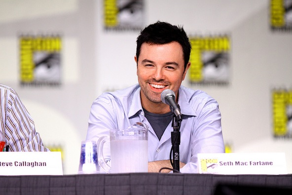 Seth MacFarlane donated money for a cat shelter in his mother's memory