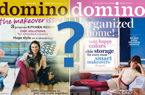 Is Domino Magazine poised to hit shelves again?