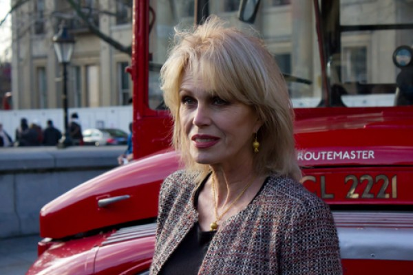 Joanna Lumley joins campaign to save farm animal sanctuary