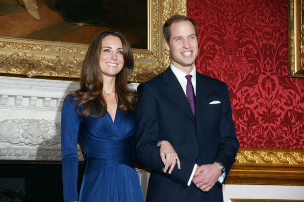 Kate Middleton and Prince William adopt black cocker spaniel