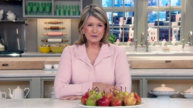 Martha Stewart opposes factory farming in new farm sanctuary PSA