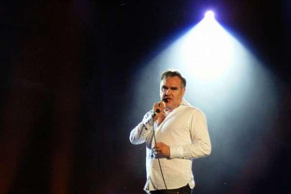 Morrissey joins BUAV campaign to end animal testing for cosmetics