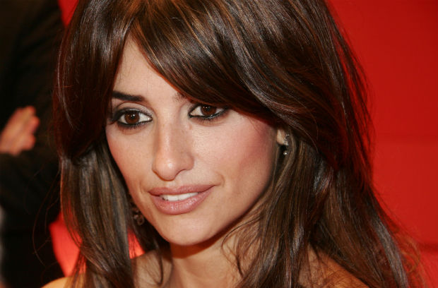Penelope Cruz poses for PETA's anti-fur campaign