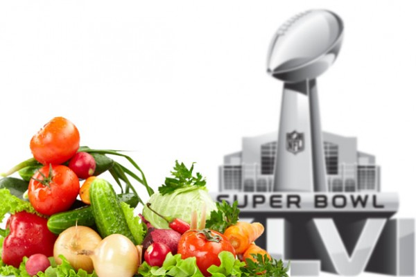 Vegetarian recipes for the Super Bowl