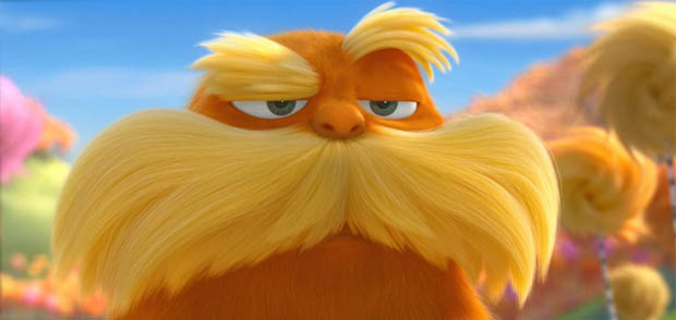 Universal Studios fails to send environmental message with The Lorax.