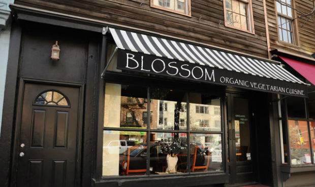 Blossom is expanding to include a vegan bakery and additional vegan cafe.