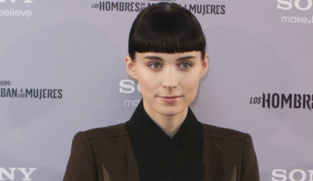 Rooney Mara helps children in Kenya with her charity work.