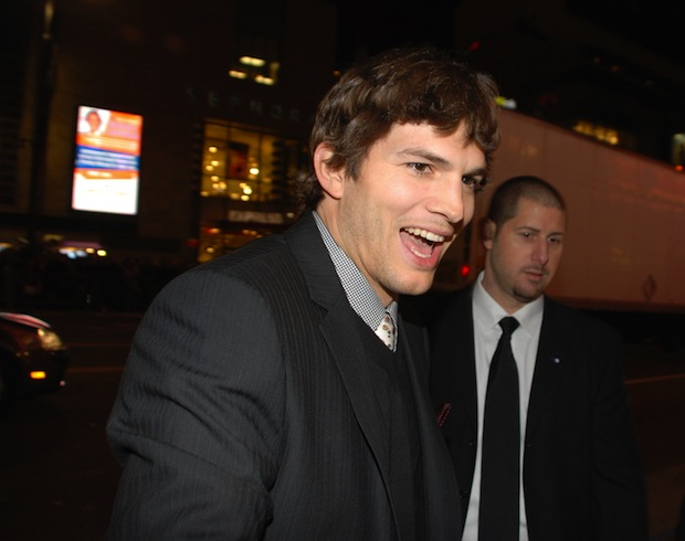 Ashton Kutcher's birthday wish is to help save and protect exploited children.