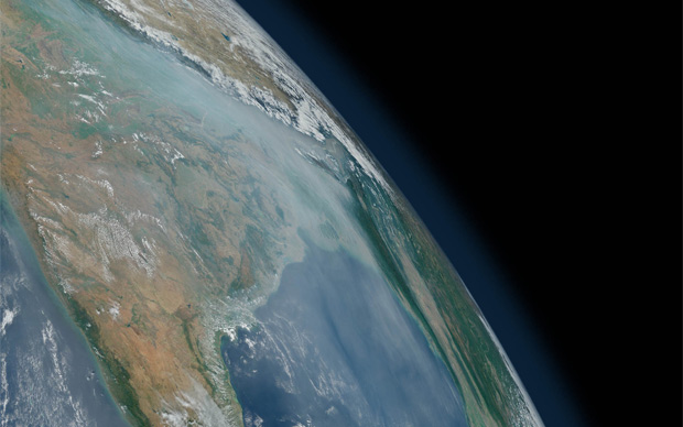 NASA releases new Blue Marble shot