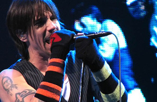 Dave Navarro and the Red Hot Chili Peppers headline Bonnaroo in 2012.