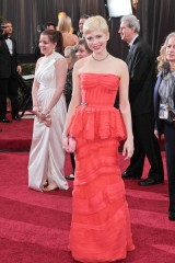 michelle williams at the oscars
