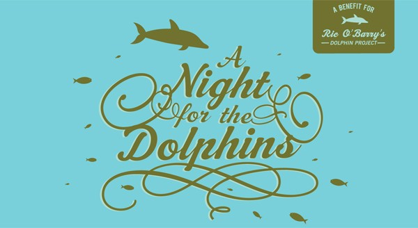 "Ric O'Barry ""A Night for the Dolphins"""