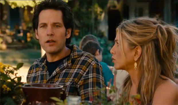 Paul Rudd in Wanderlust