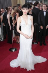 rooney mara dress at oscars