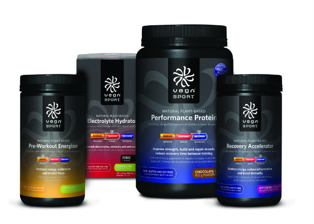 Brendan Brazier's Vega Sport Performance System provides an all-natural way to get fit
