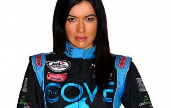 Leilani Munter on being a green vegan race car driver