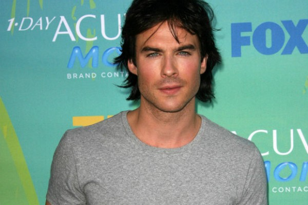 Ian Somerhalder searches for home for four kittens found on The Vampire Diaries set