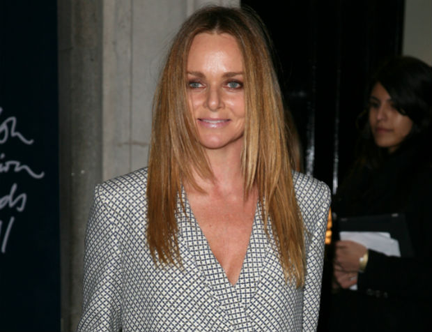 Designer Stella McCartney respects animals and PETA with fur-free fashions