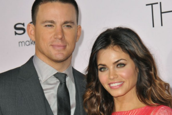 Channing Tatum and wife Jenna Dewan dance to raise money for Sting's Rainforest Fund