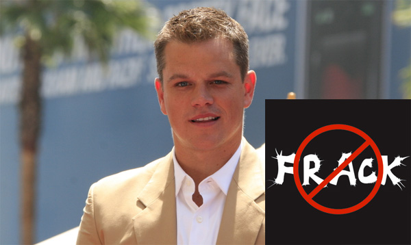 matt damon promised land film