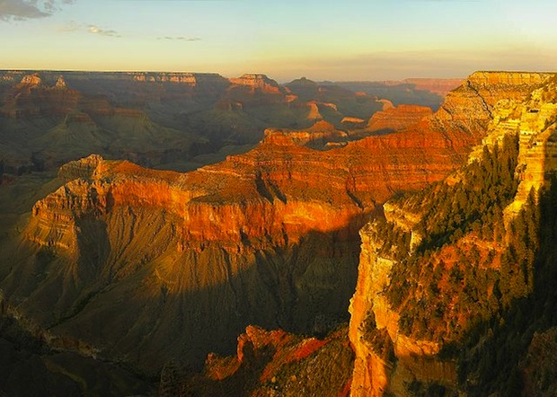 If you journey off the beaten path, Grand Canyon National Park offers some wonderful quiet hikes.