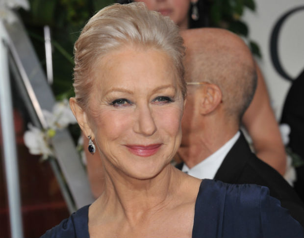 Helen Mirren turns Italian farmhouse into eco-friendly home