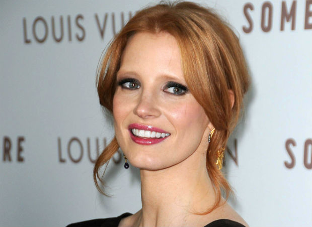 Jessica Chastain ate vegan fried chicken while filming 'The Help'