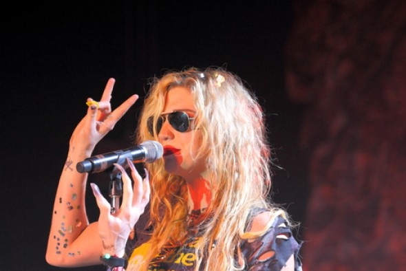 Kesha asks her followers to help pass Maryland's ban on shark fins