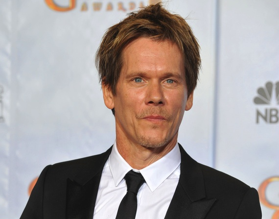 Kevin Bacon surprised carnival goers when he appeared at Atlanta's BaconFest benefit.