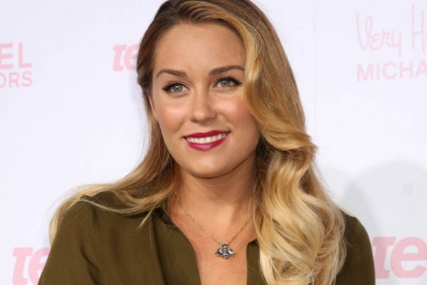 Lauren Conrad donates her trash to charity.