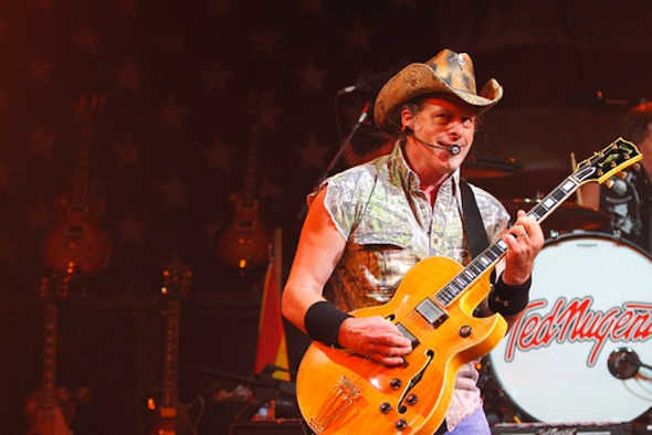 Ted Nugent pleads guilty to illegally killing and transporting black bear