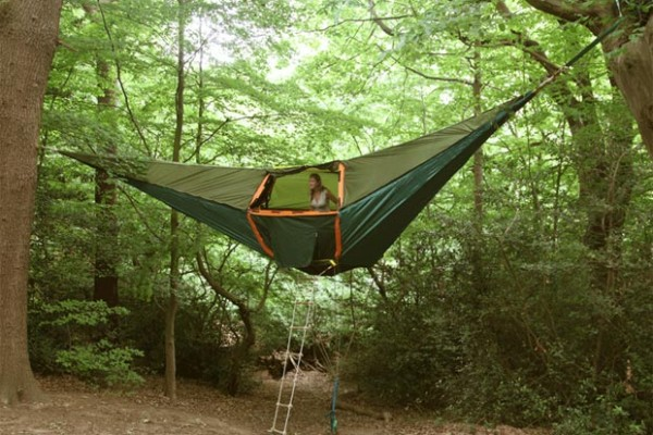 Tentsile in the trees