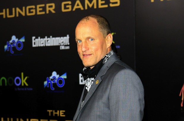 "Woody Harrelson's favorite vegan brownie recipe includes some ""herbal"" ingredients."