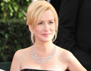Angela Kinsey portrays Angela Martin on The Office and maintains a vegetarian diet