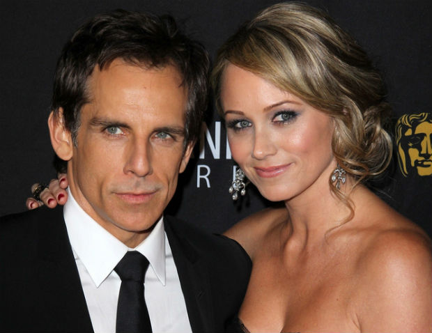 Ben Stiller and Christine Taylor embrace plant-based diet