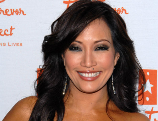 Carrie Ann Inaba rescues injured opossum at 'Dancing with the Stars' parking lot