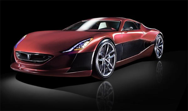 All-electric supercar will cost $980,000
